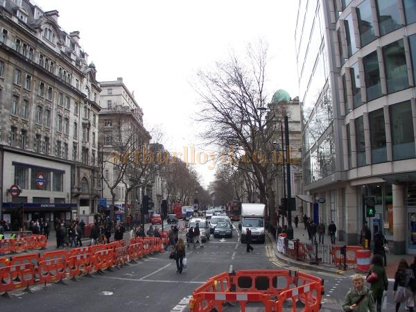Kingsway in 2008 - Photo M.L.
