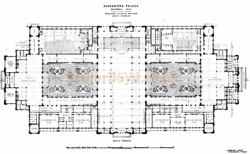 He Alexandra Palace And Theatre Alexandra Palace Way Muswell Hill And Wood Green London