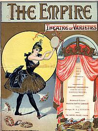 Click to see More Empire Theatre Programmes 1894 - 1896 - 1897 - 1899 - 1908