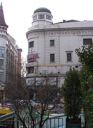 The Astoria Theatre, just prior to demolition in January 2009 - M.L.