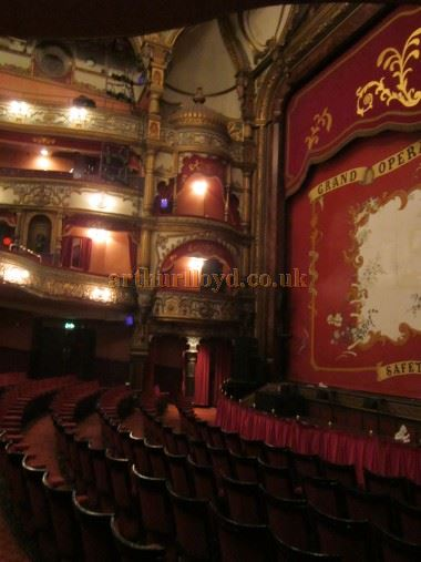 Theatres And Halls In Belfast Northern Ireland