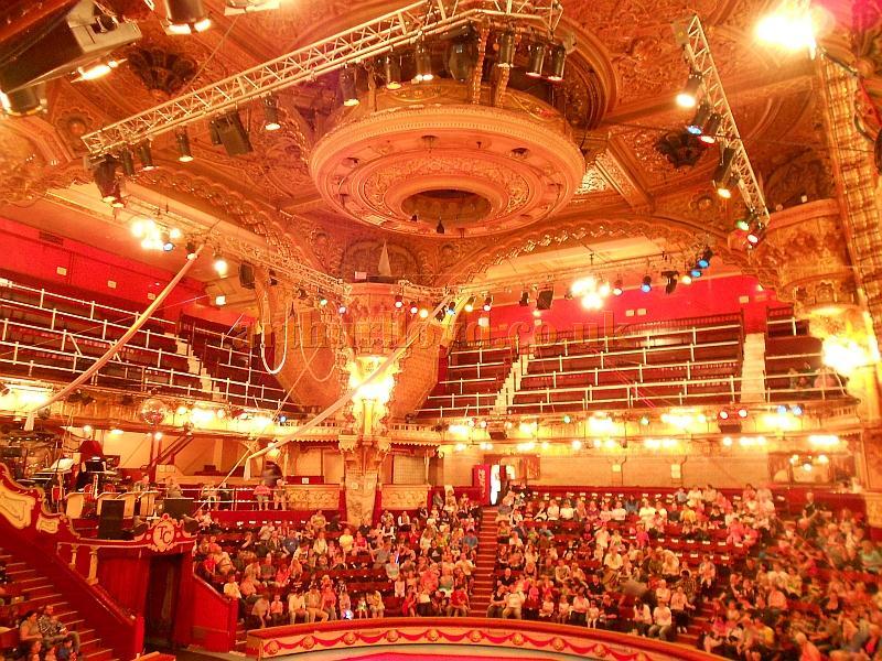 The Tower Circus Blackpool