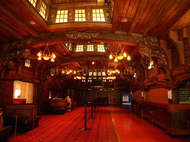 The Galleon Bar And Renaissance Room Blackpool