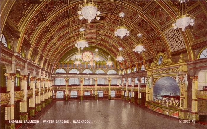The Empress Ballroom Blackpool