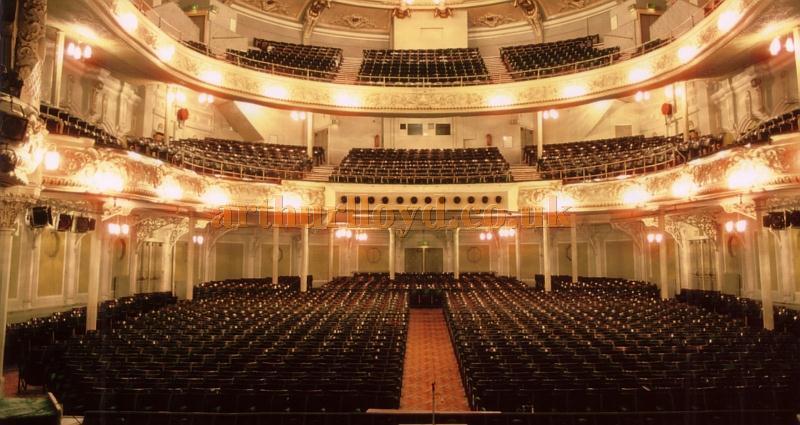 Opera House In Blackpool Seating Plan Decor