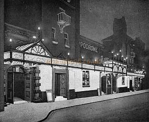 The Brighton Hippodrome - Click for details of this Theatre.