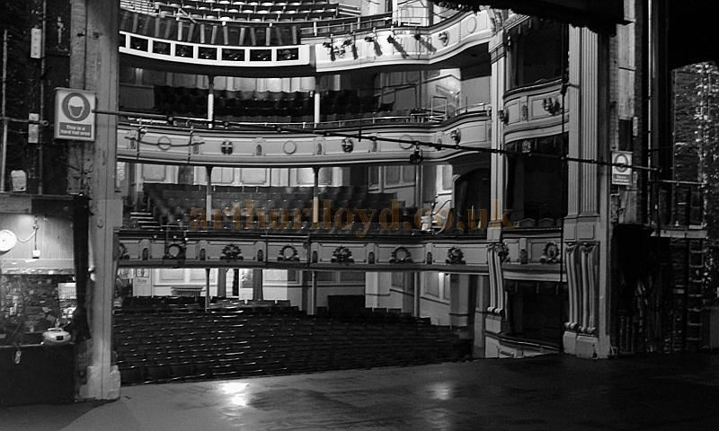 The Theatre Royal New Road Brighton East Sussex