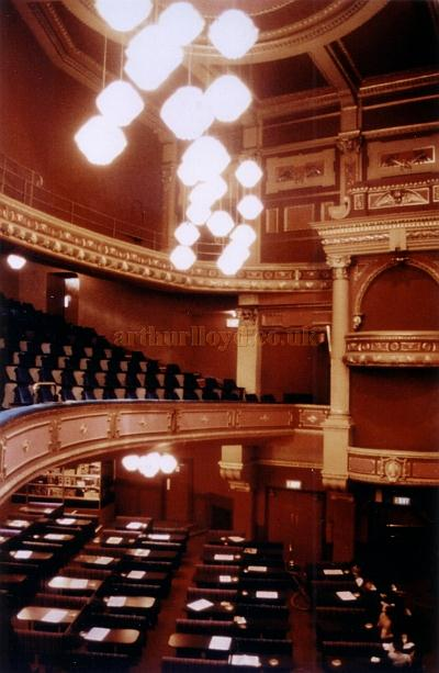 Theatres And Halls In Burnley Lancashire
