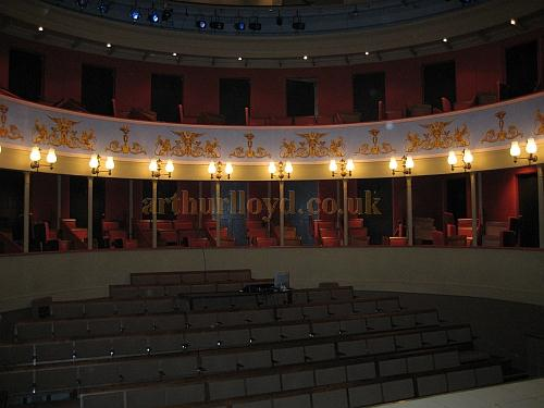 theatre royal bury st edmunds essay The bury theatre royal is unusual in that it is one of the few existing nineteenth century theatres built by major but bury st edmunds theatre management ltd, sub.