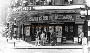 Charlie Gracie at the London Hippodrome