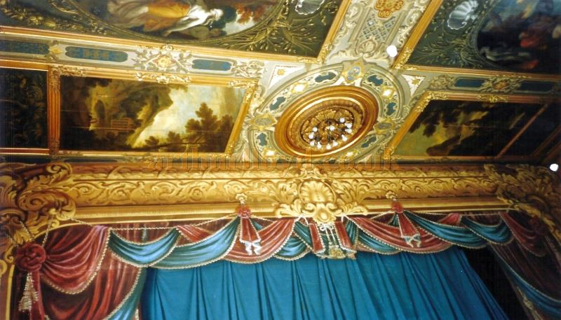 Chatsworth House Theatre Bakewell Derbyshire