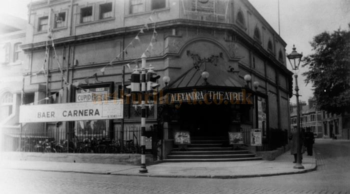 The Alexandra Theatre, Coventry in the 1930s or 1940s