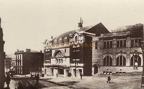 The Dewsbury Empire Theatre - From a postcard