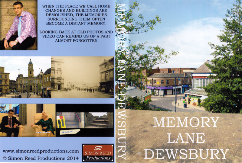Memory Lane Dewsbury by Simon Reed Productions