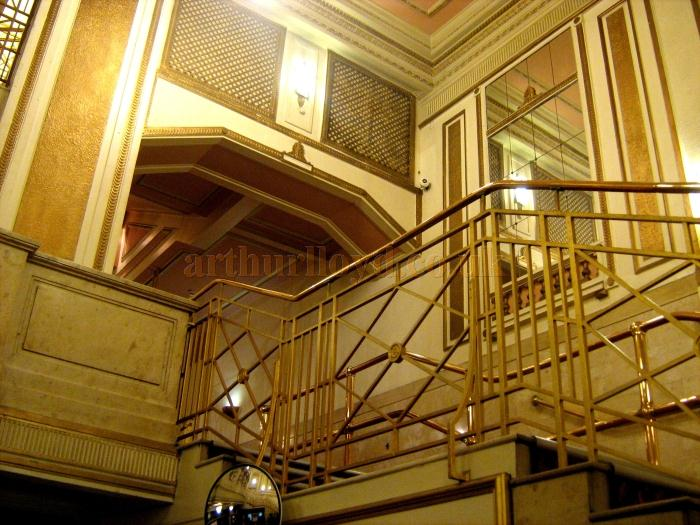 The Foyer of the Dominion Theatre in 2010 - Courtesy Charles S. P. Jenkins