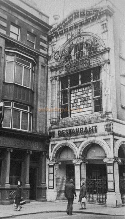 The Capitol Theatre Princes Street Dublin