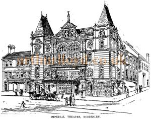 Imperial Theatre, Bordesley - 4th March 1899