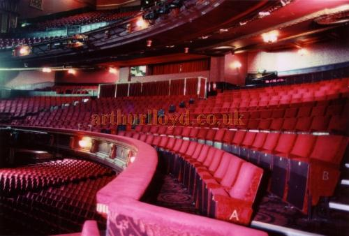 playhouse theatre london plan