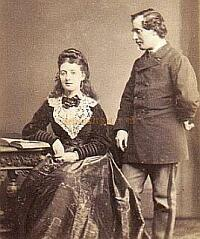 Clara and Wybert Rousby