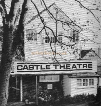 The Castle Theatre, Farnham - Courtesy Alan Chudley