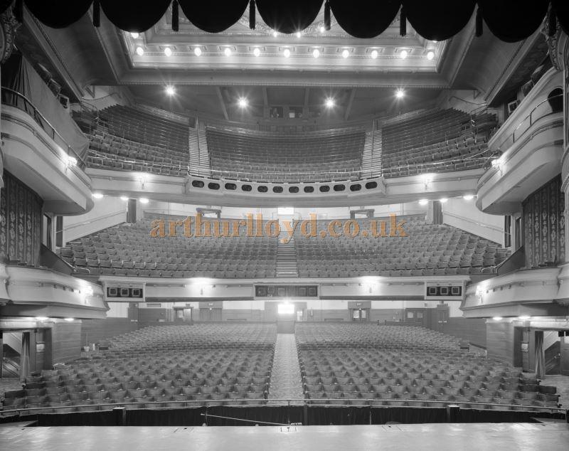 The Alhambra Theatre Wellington Street Glasgow