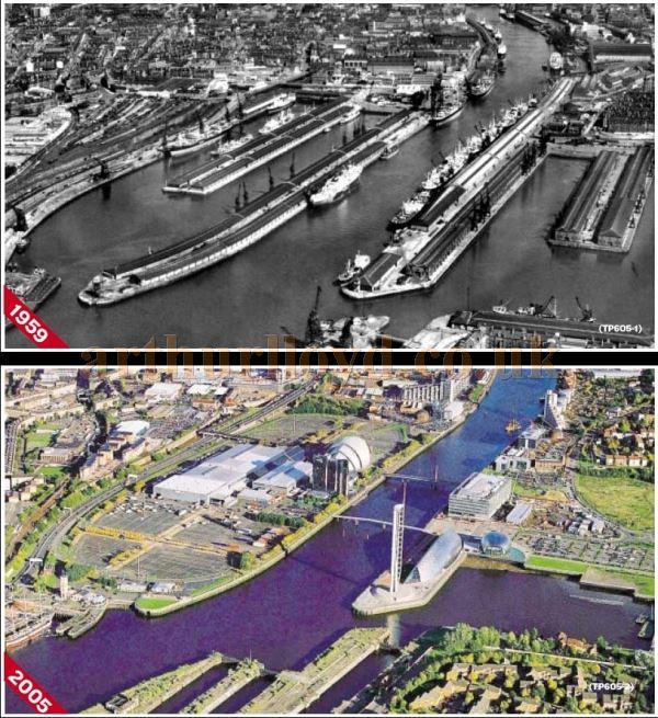 The Scottish Exhibition Centre, Queen's Dock, Glasgow
