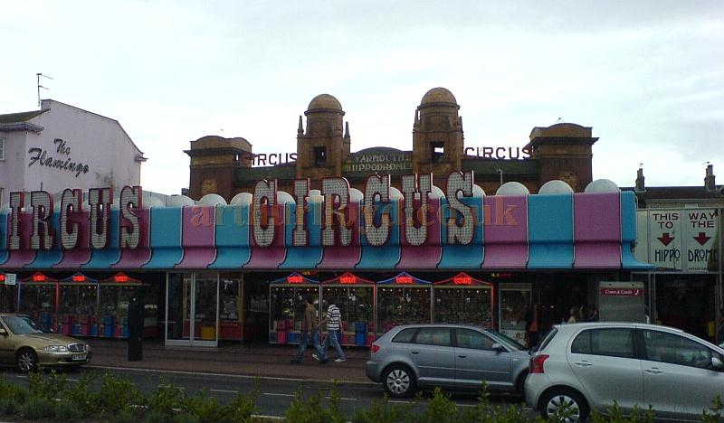 The Hippodrome in 2007 - Courtesy Charles Bowman