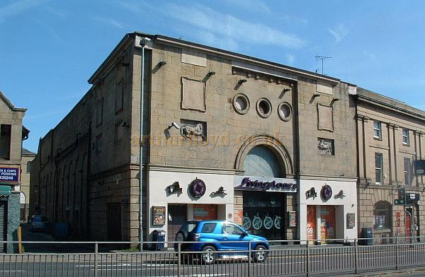 The Huddersfield Hippodrome in May 2009 - Courtesy John West