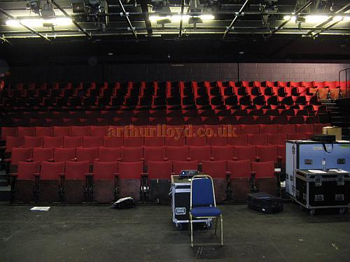The Hull Truck Theatre 50 Ferensway Kingston Upon Hull And The