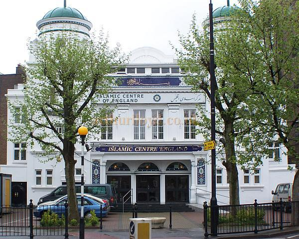 The former Maida Vale Picture House, Kilburn in April 2009 - Photo M.L.