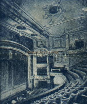 Kingston Empire Auditorium after the 1930s alteration - From a programme - Courtesy Alan Chudley