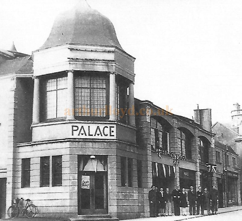The Palace Theatre, Kirkcaldy - Courtesy Bruce Peter