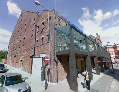 The coliseum theatre 55 cookridge street leeds for 02 academy balcony