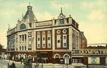David Lloyd Derby >> The Olympia Theatre, West Derby Road, Everton, Liverpool