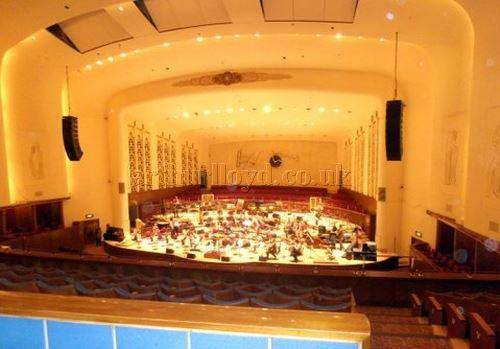 The Philharmonic Hall Hope Street Liverpool