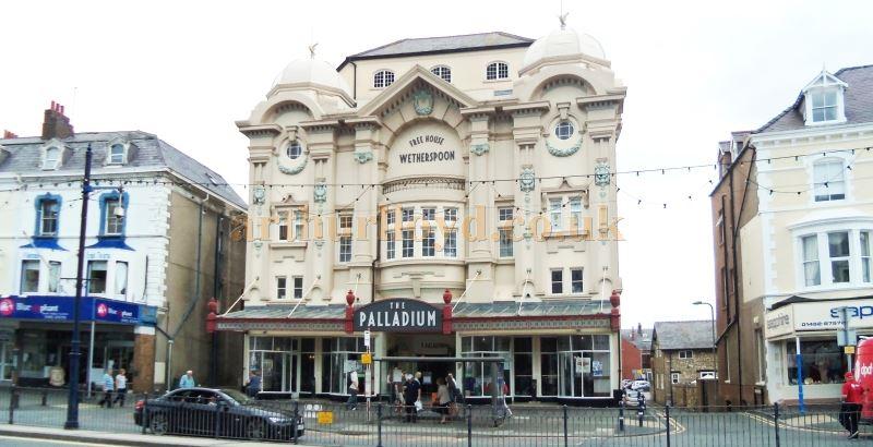 Theatres in Llandudno, Wales