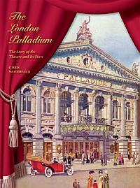 The London Palladium by Chris Woodward - Click here to buy the book at Amazon.co.uk.