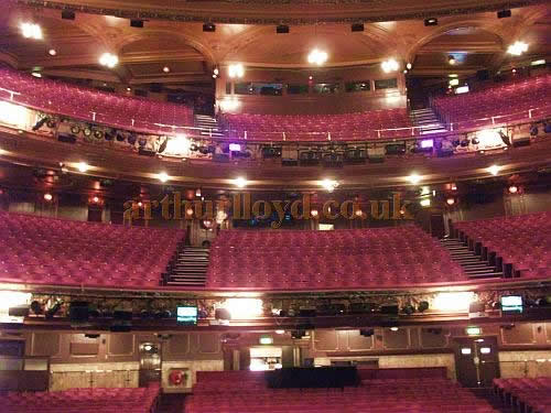 The London Palladium Argyll Street Oxford Circus London