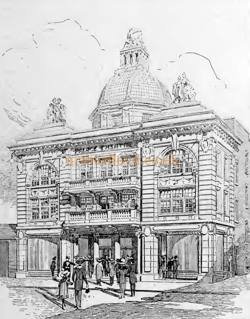 The Palace Theatre, Luton - From the Cinema News and Property Gazette of 1913