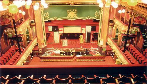 The Hulme Hippodrome Theatre Preston Street Manchester