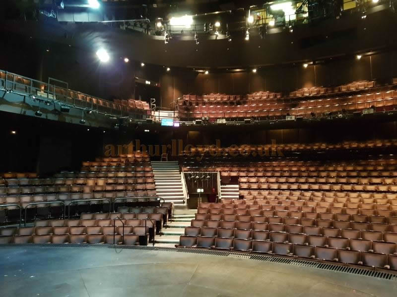 The Gillian Lynne Theatre Drury Lane And Parker Street London