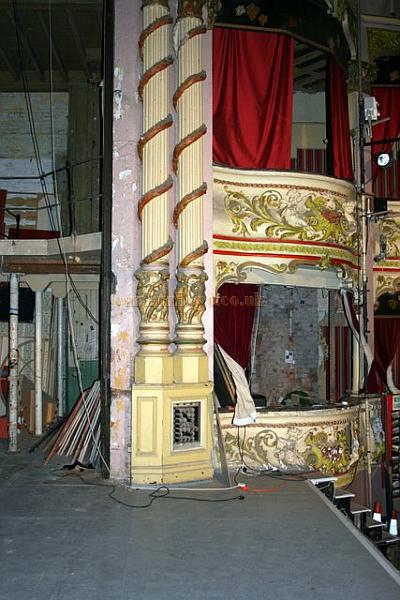 Morecambe Theatres And Halls