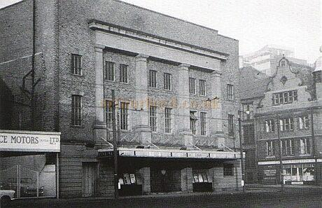 The Palace Theatre, Newcastle - Click for details of this Theatre.