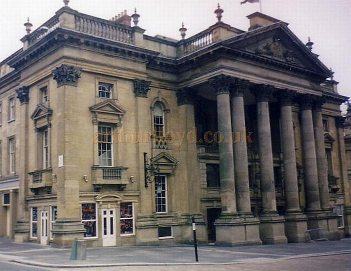 The Theatre Royal 100 Grey Street Newcastle