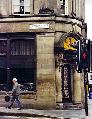 The Theatre Royal 100 Grey Street Newcastle