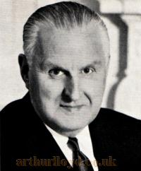 Leslie A. Macdonnell, Managing Director of Moss Empires Ltd in 1965.