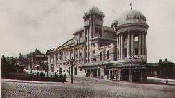 The Bradford Alhambra - From a postcard. Click for details of this Theatre