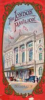 1913 London Pavilion Programme - Click to Enlarge