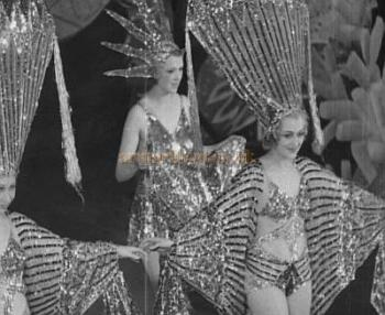 Scenes from 'Ca C'Est Paris, at the Prince of Wales Theatre in 1933 - Courtesy British Pathe