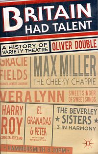 Britain Had Talent by Oliver Double - Click to buy the book at Amazon.co.uk